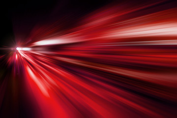 Abstract fast zoom speed motion background for Design. Fotomurales