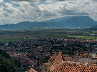 Citadelle fortifiée de Rasnov, Roumanie