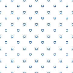 Vector computer seamless pattern