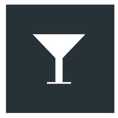 Wineglass icon image jpg, vector eps, flat web, material icon, UI illustration