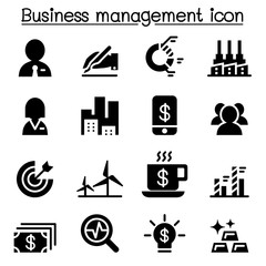 Stock market , Stock exchange icon set