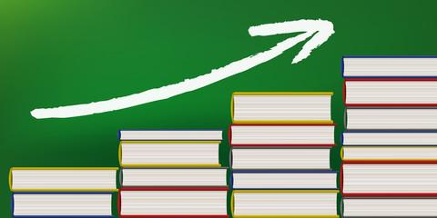 Savoir - Escalier - Livres - Connaissance