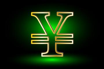Yen symbol, yen,