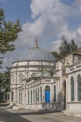 Fotobehang Delhi Historical view from Eyup District