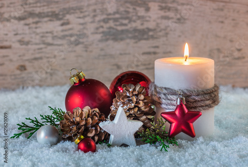 advent schnee kerze licht weihnachten hintergrund. Black Bedroom Furniture Sets. Home Design Ideas