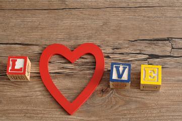 Valentine's Day. Love