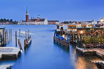 Venice Ducale 2 Maggiore Blue Sunset