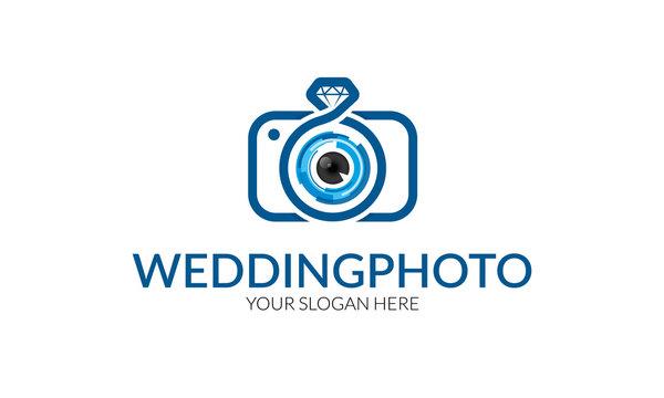 Wedding Photo Logo