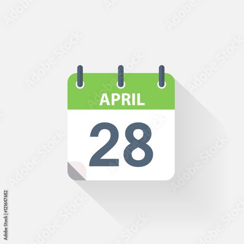 Xs Calendar April : Quot april calendar icon stock image and royalty free