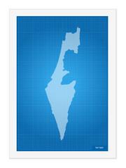Israel on blueprint