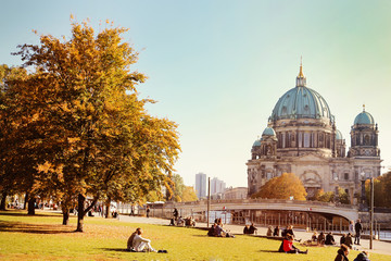 Berlin - autumn - leisure