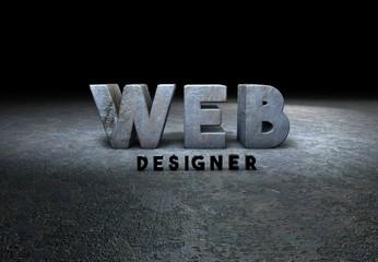 Web Designer, Typography