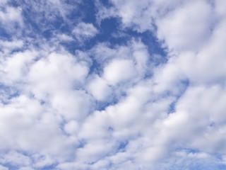 Cloudy Blue Sky Daylight