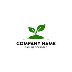 Agriculture Logo Tempate