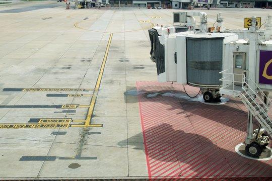 airport runway sign