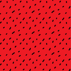 Watermelon abstract pattern