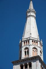 The Ghirlandina Tower, Modena