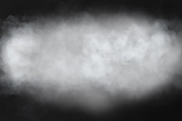 Abstract Cloud smoke background