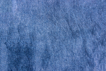blue denim fabric texture background