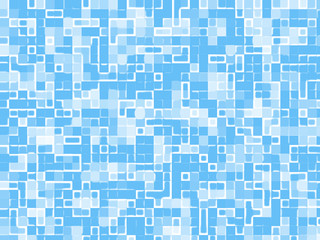 Background from squares