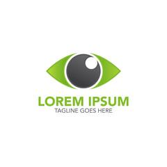 eye logo icon