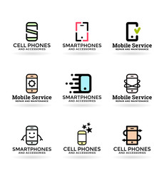 Mobile phones and smartphones (2)