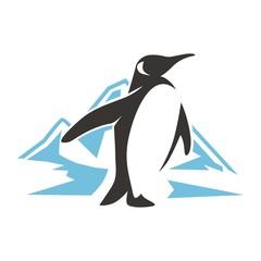 Fototapete - Arctic Penguin