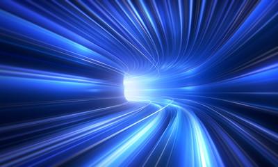 Im Datenstrom - Datentunnel, High-Speed Kabel
