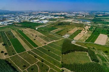 Farming industrial estate development
