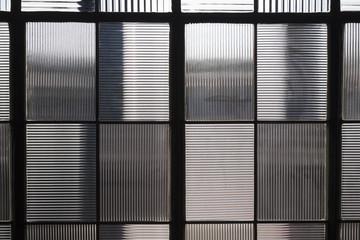 Glasflächen