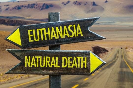 Euthanasia x Natural Death