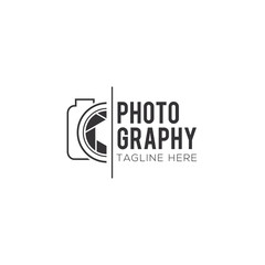 Photography Creative Concept Logo Design