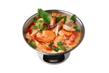 Tom Yum Goong, Thai Food