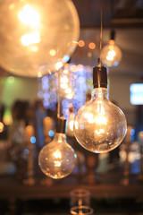 Vintage Light Bulb.