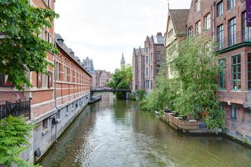 vues de Gand -  Flandres