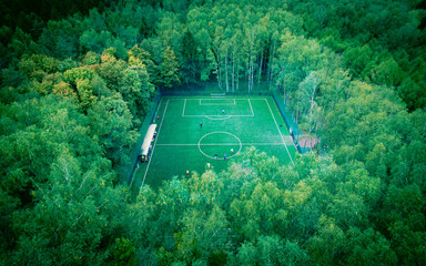 Mesherskiy Park Football Field