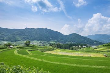 高千穂周辺の風景