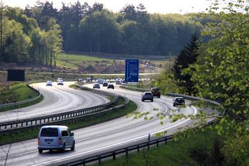 Autobahnkurven