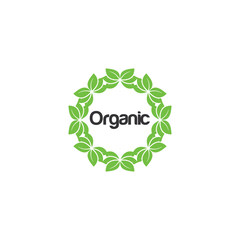 Organic Creative Concept Logo Design