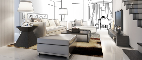 Modern Furnishing Apartement (draft)