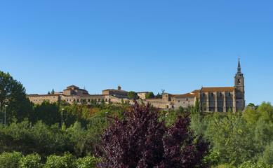 Church of San Pedro, Lerma  Village, Burgos Region, Spain,