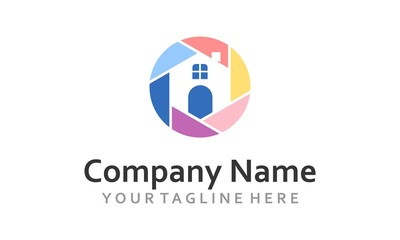 The Real Estate Photography Logo