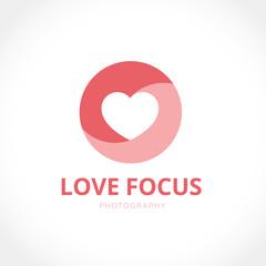 Love focus logo