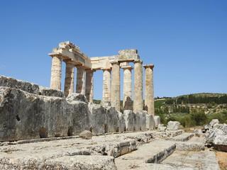Ruinen in Griechenland