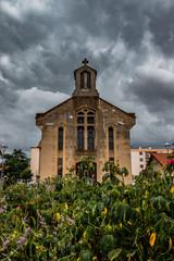 L'église Sainte Jeanne-d'Arc à Vénissieux