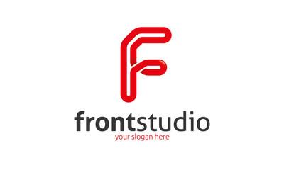 Front Studio Logo