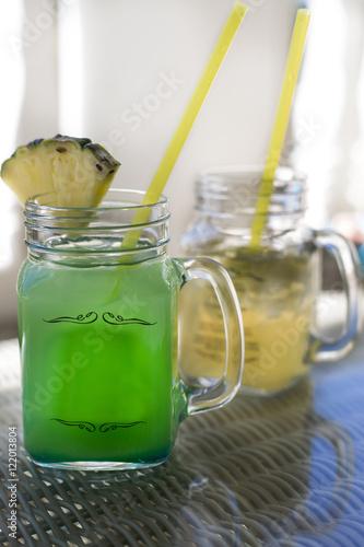 two jar glasses of cold lemonade drinks lynchburg. Black Bedroom Furniture Sets. Home Design Ideas