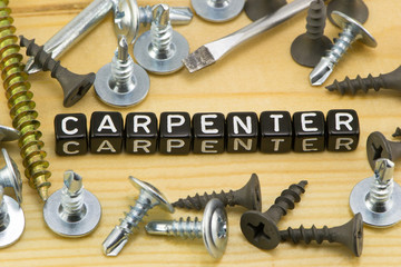 Carpentry type writes