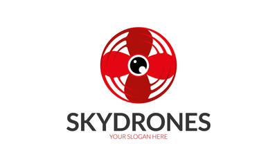 Sky Drone Logo