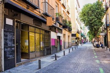 Madrid, Altstadt